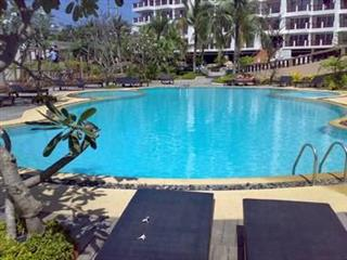 Large studio, on the main taxi-route, top of the hill - Condominium - Jomtien - Thapparaya road, map B5