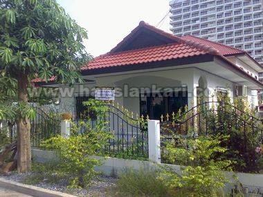 Royal Park Village - House - Jomtien - Map B5