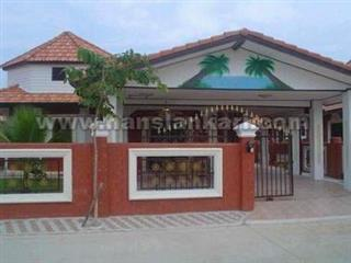 Fully furnished house for rent - Talo - Pattaya South - South Pattaya, Map C4