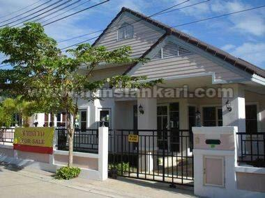 New 3 Bedroom House in Pattaya - Talo - Pattaya North - Map F1
