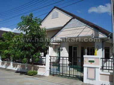 House in Pattaya with 3 Bedrooms - Talo - Pattaya North - Map F1