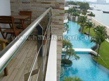 Beachfront luxurious apartment with 2 bedroom - Eigentumwohnung - Naklua - Naklua beach