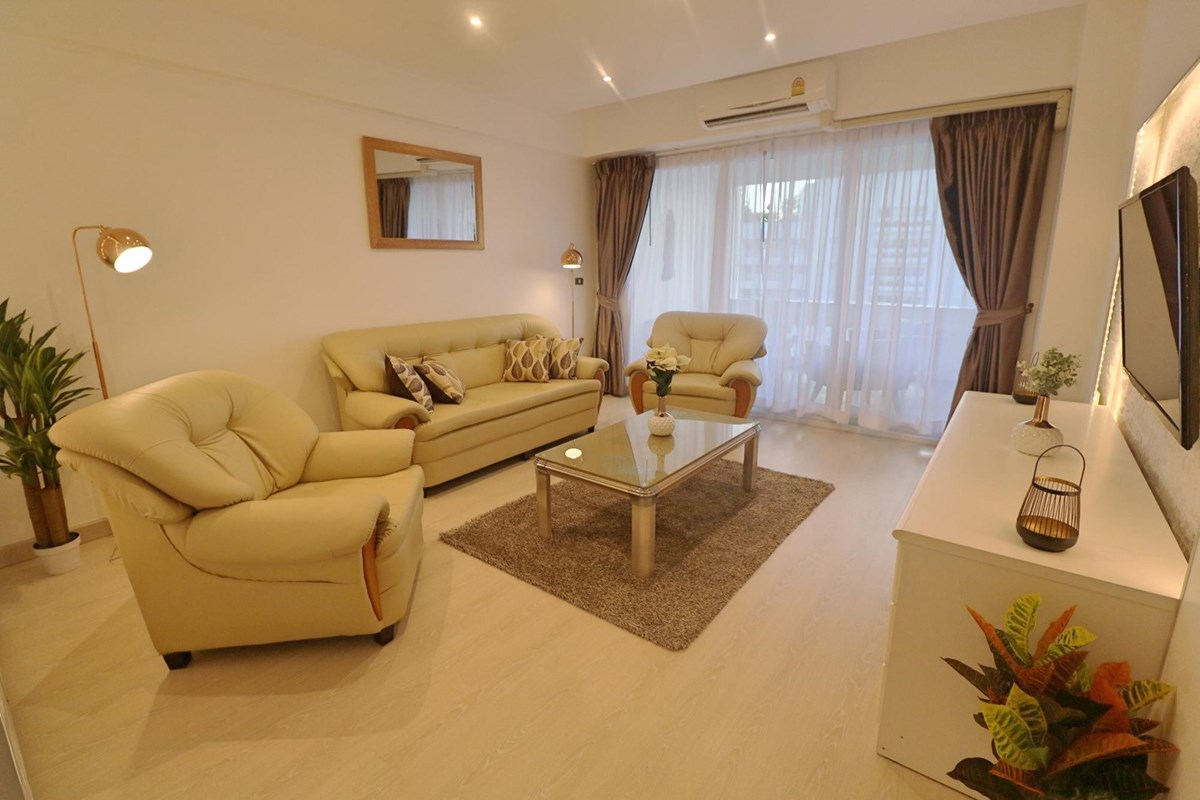 Luxurious studio, Jomtien Complex - คอนโด -  - Jomtien